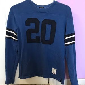 Abercrombie and Fitch Vintage Muscle Jersey